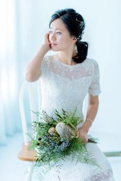 棚拍, 自然風格, 自助婚紗