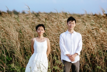 台北,自助婚紗,自然風格