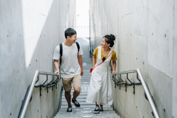 台北,自助婚紗,愛情寫真,自然風格
