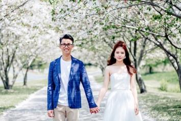 鹿兒島,海外婚紗,自然風格